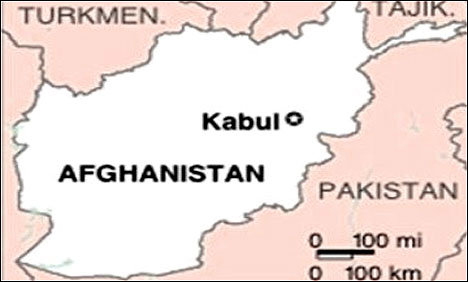 Kabul suicide bomb on NATO convoy kills 8 civilians