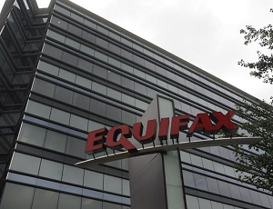 Equifax shares plunge on cyberattack news.