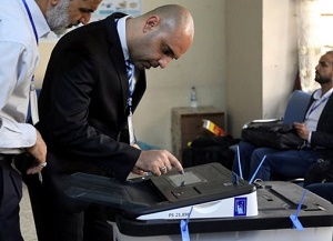 Iraqi parliament orders manual election recount