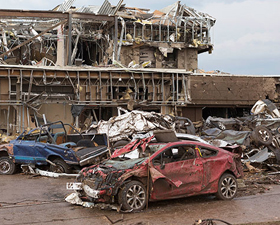 Deadly tornado batters US city of Oklahoma