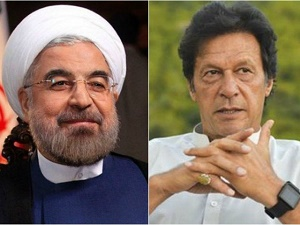 Imran accepts Iran visit in telephonic conversation with President Rouhani