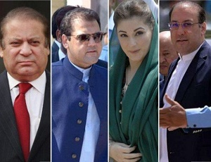 Cases against Sharifs: NAB likely to decide on references this week.